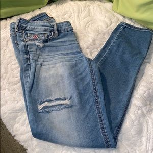 Hollister Blue Jeans size 7R